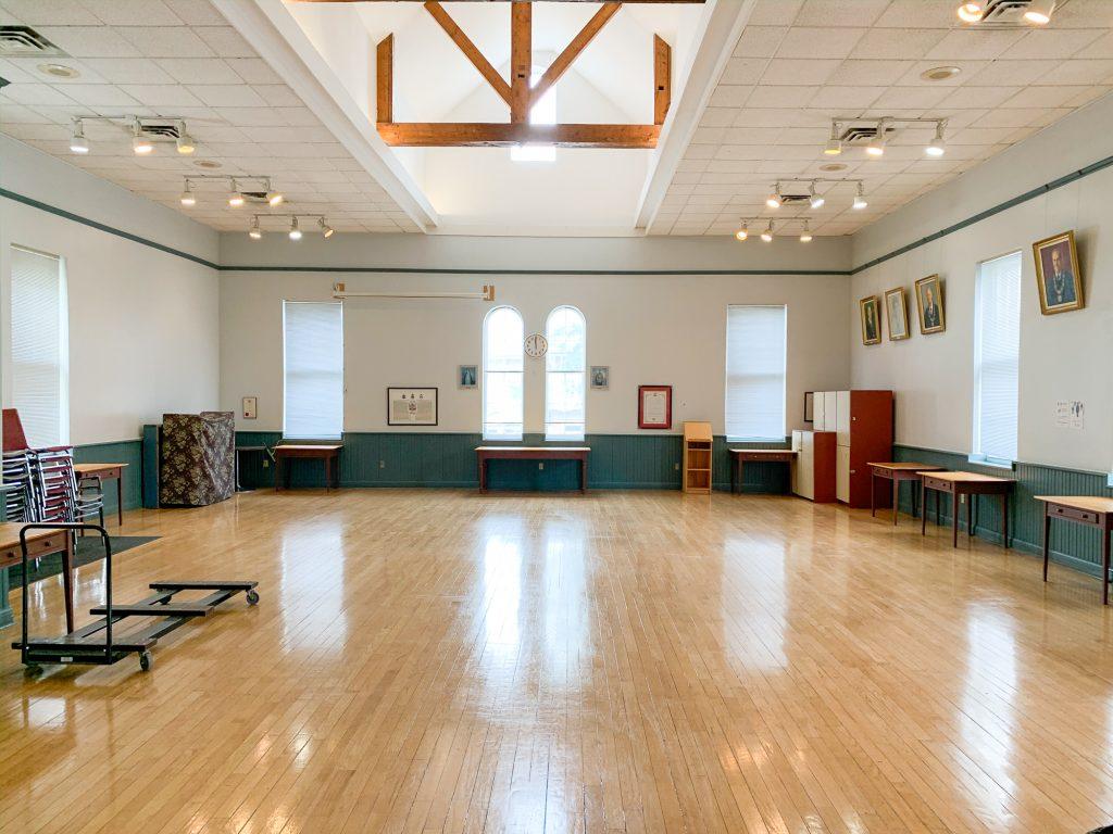 Picton Town Hall Interior